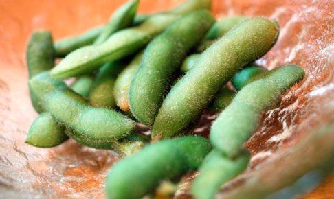 あけぼの大豆枝豆