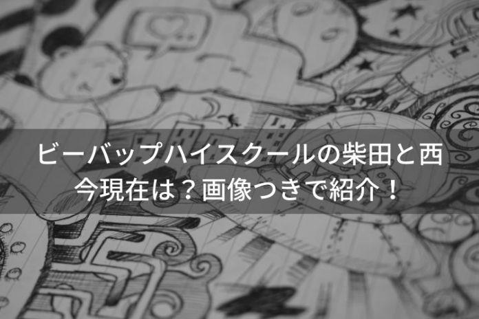 ビーバップハイスクール柴田西